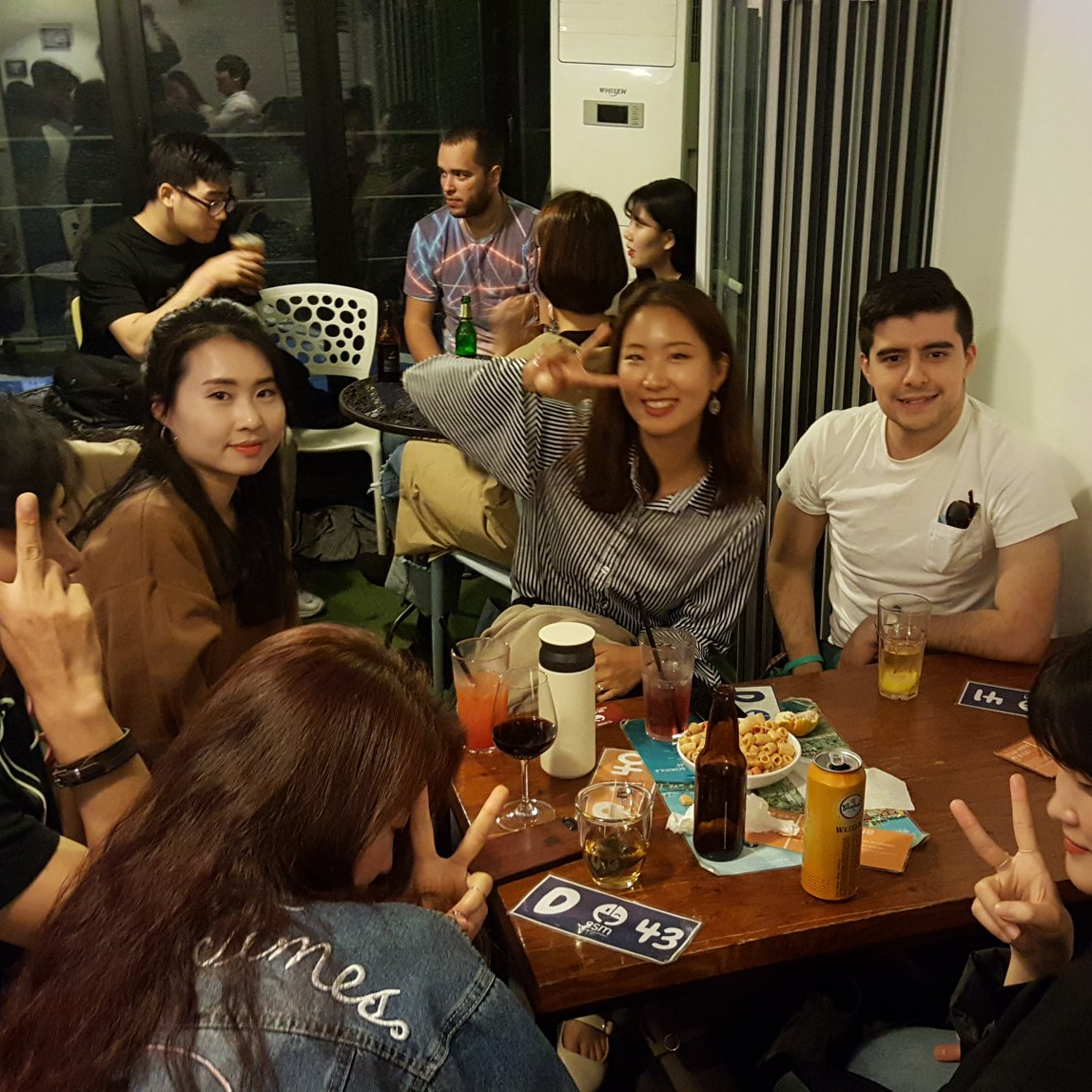 GSM Terrace Language Exchange Cafe & Pub